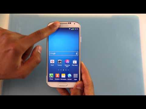 How To Take Screenshot Galaxy S4