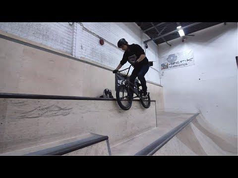 How to Double Peg a BMX