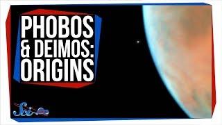 A New Origin Story for Mars