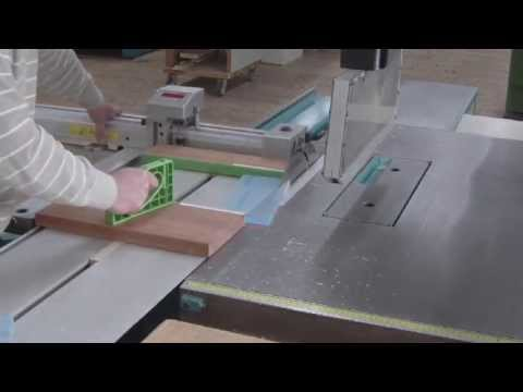 How to saw acrylic without accident *** Acrylglas unfallfrei sägen