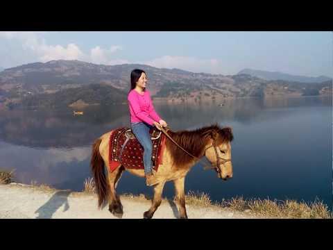 Pokhara horse riding