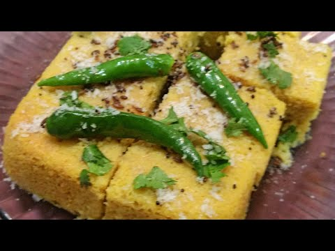 Instant Sponge Dhokla || How To Make Soft Dhokla Without Streamer || Sanobar's Kitchen