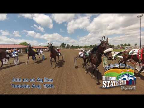 Illinois State Fair Agriculture Day