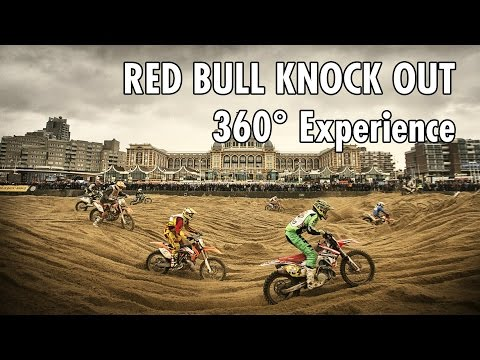 Motocross Chaos: Red Bull Knock Out | 360° POV Experience