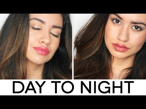 DAY TO NIGHT MAKEUP and Long Wearing Foundation