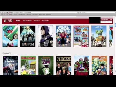 Watch ALL Movies on Netflix in FULL HD! *PS3, XBOX, and Laptop fix*