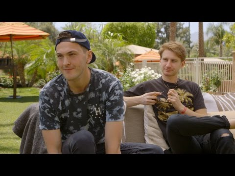 Glass Animals Coachella Interview: Inspirations for New Record,