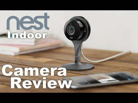 Nest Cam Indoor Security Camera Review