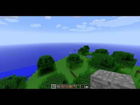 Flying in Minecraft creative mode and how to fly - Minecraft 1.8 update