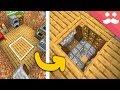 Hidden Base Under My House In Minecraft