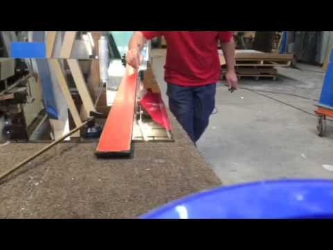 Cutting 1/4 inch mirror (x72