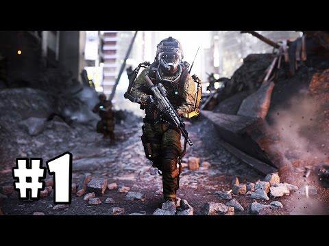 [Vietsub] GIẢI CỨU OPPA! Call of Duty: Advanced Warfare #1 (60fps)