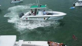 columbus regatta Miami party day