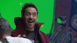 Download Avengers Infinity War BEHIND THE SCENES & All Trailers Video