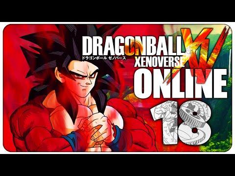 MEGA STARKER KÄMPFER, RESPEKT! - #18 - Dragon Ball: Xenoverse ONLINE