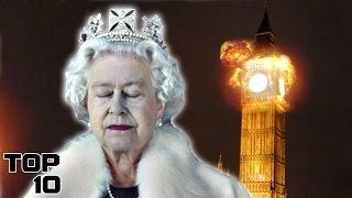 Top 10 Things That Will Happen When Queen Elizabeth Dies