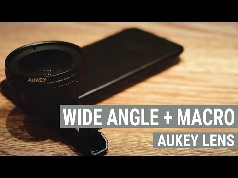 The Aukey Ora 2-in-1 is an Affordable Wide Angle & Macro Lens