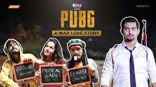 PUBG - A War Love Story | FT. Aashqeen & Radhika Bangia | RVCJ