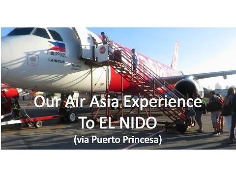 Review of El Nido Palawan Asia Travel Experience (Manila to Palawan)