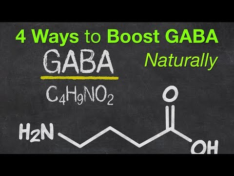 4 Natural Ways to Boost GABA, Reduce Anxiety, and Release Obsessive Thinking