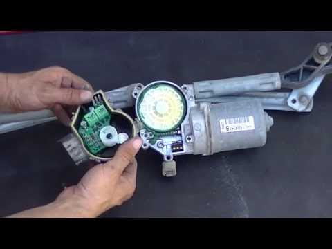 Chevrolet Trail Blazer problem wipers don´t turn off