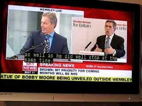 Sky News Teletext Subtitles