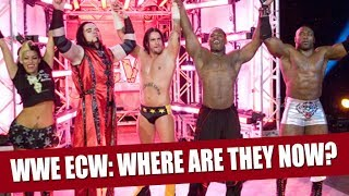 WWE ECW Wrestlers: Where Are They Now! (2018)