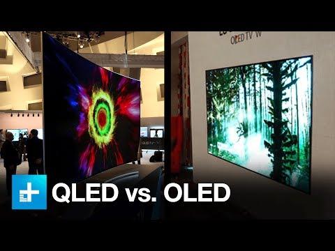 Samsung QLED vs LG OLED - Flagship TV Shootout