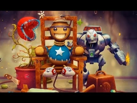 Kick the Buddy: No Mercy - Gameplay on iPad