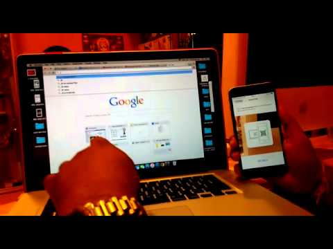 iPhone iOS WhatsApp on Your Desktop Laptop Computer Web Browser -  DEMO STEP BY STEP