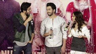 Kartik Aaryan & Nushrat Bharucha FUNNY Q & A At Sonu Ke Titu Ki Sweety Trailer Launch