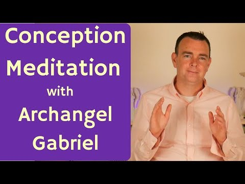 Guided Meditation to Get Pregnant - Angel Healing to Conceive a Baby