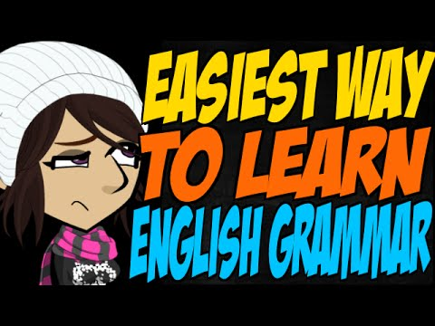Easiest Way to Learn English Grammar