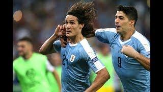 Copa America : Cavani fait gagner l'Uruguay contre le Chili
