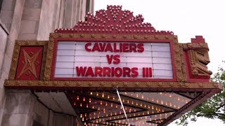 Cavs, Warriors Trilogy Won