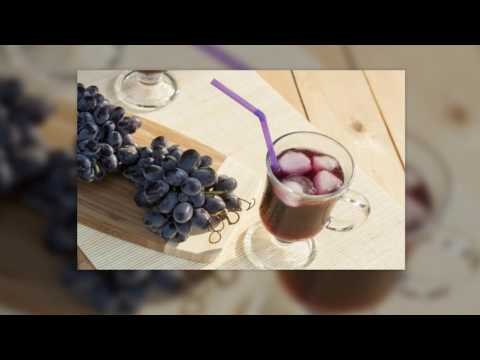 how to avoid stomach flu with grape juice