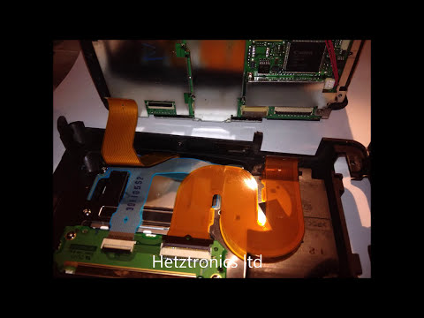 CANON EOS 350D CF Card Slot Fix