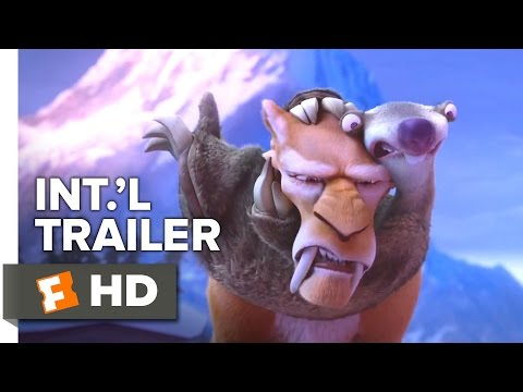 Ice Age Collision Course Official International Trailer 1 2016 - Ray Romano Animated Movie HD