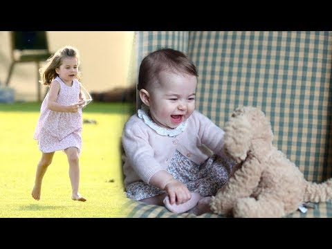 The facts about Princess Charlotte that will make her your favorite Royal