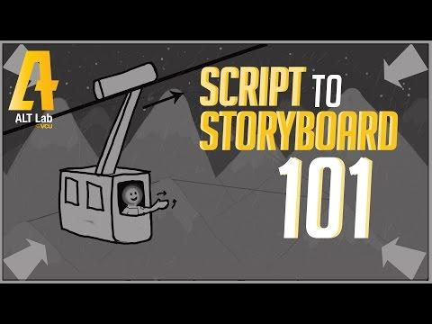 Script to Storyboard 101