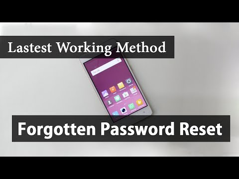 How to Reset Forgotten Password in GIONEE F103 Pro Mobile.