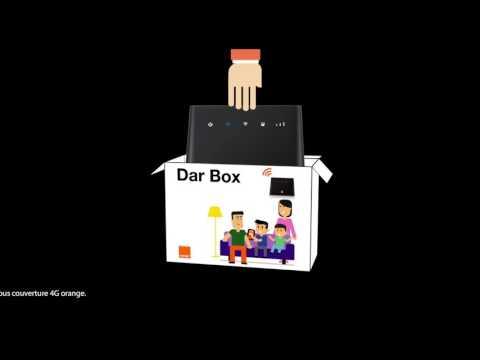 Darbox le wifi haut débit sans ligne fixe