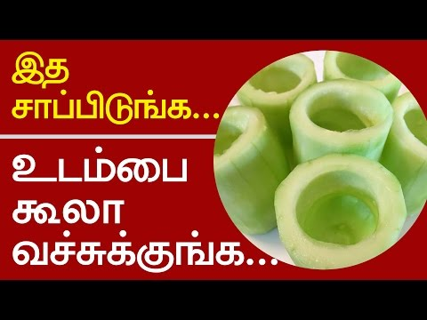 Best cooling summer foods for the Indian summer - Health Tips in Tamil