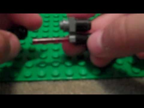 how to build lego call of duty WAW guns