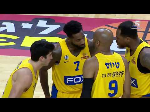 Winner-league Game 15: Maccabi Haifa 75 - Maccabi FOX Tel Aviv 85