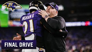 Greg Roman's Offense Is Being Tweaked to Stay Ahead | Ravens Final Drive