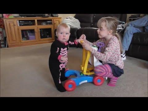 Vlog 11-15-17 Lillian's Making Milestones