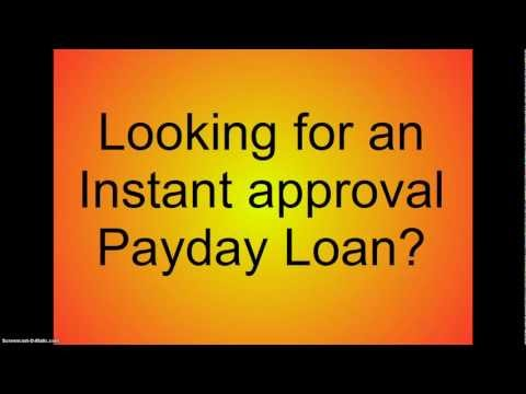Instant approval payday loans- payday loans instant approval!