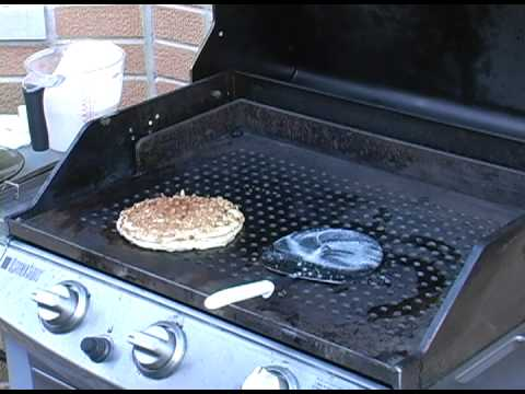 (Equalizer/EQGrill) Pancakes on the Barbecue Grill?? The EQgrill  can!