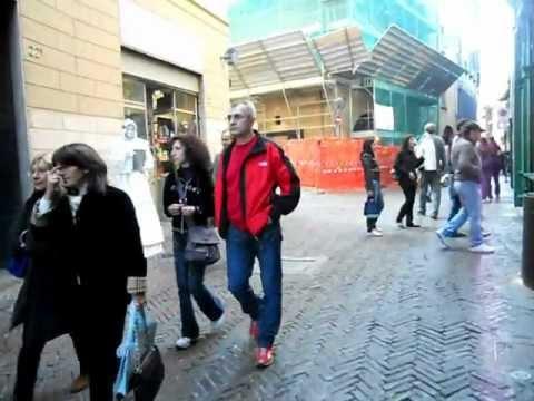 Travel to Cita Alta BERGAMO, Milan ITALY/ OCT'2011 Part2